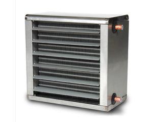 Air unit heater ATD 118X, Coiltech images from Söderköping, taken in 2008