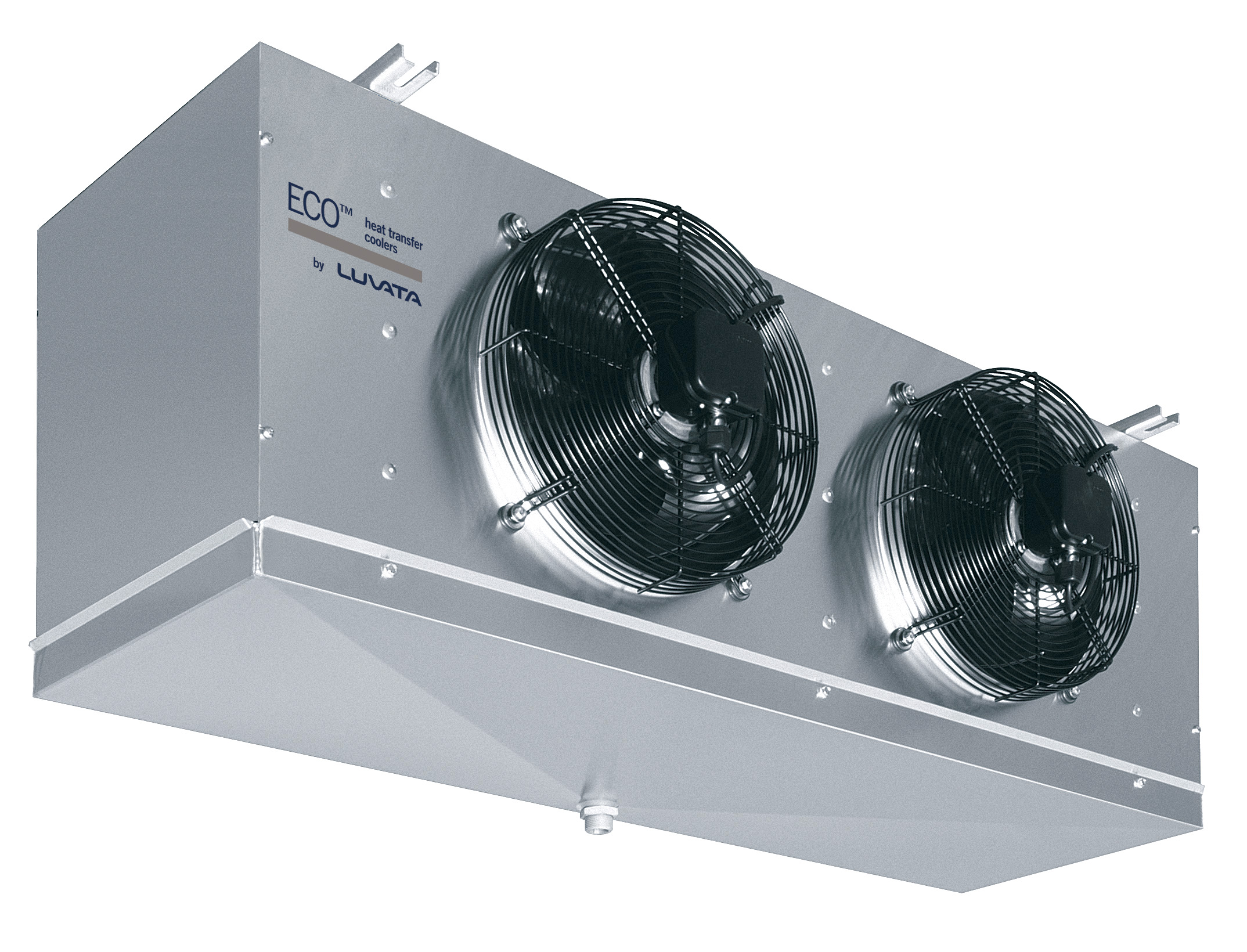 CDC_Cubic unit coolers (C02) for commercial and industrial cold rooms