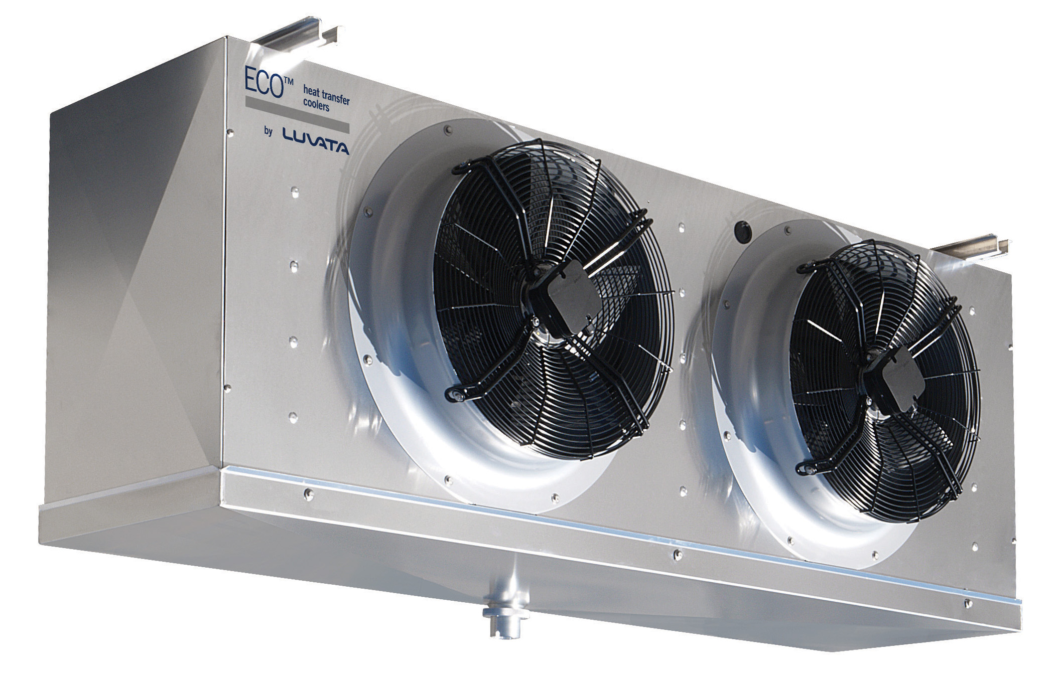 Brian Bazzett - CTE_Cubic unit coolers and brine coolers for commercial and industrial cold rooms