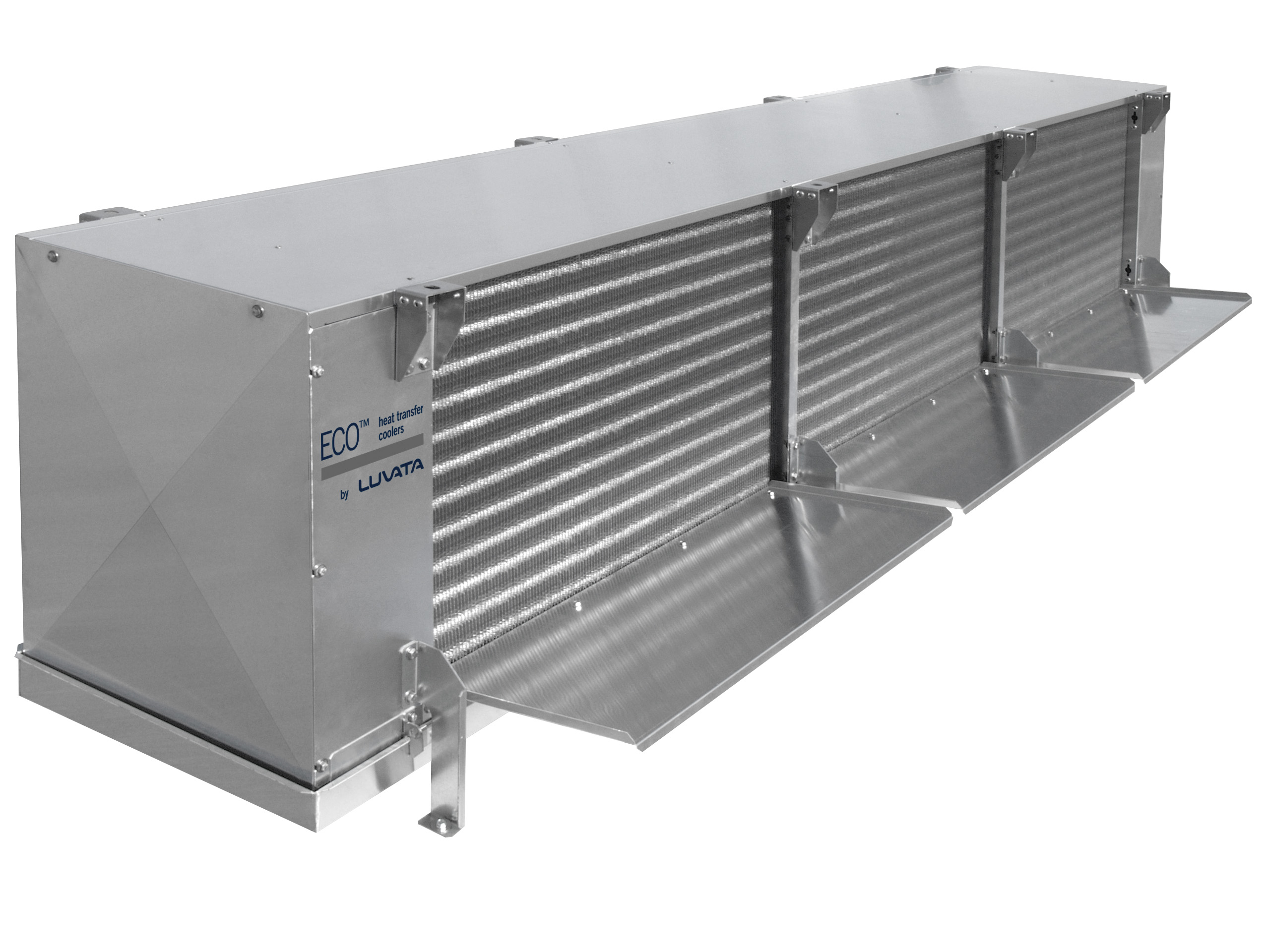 Brian Bazzett - FTE_Cubic unit coolers and brine coolers for fruits and vegetables preservation cold rooms