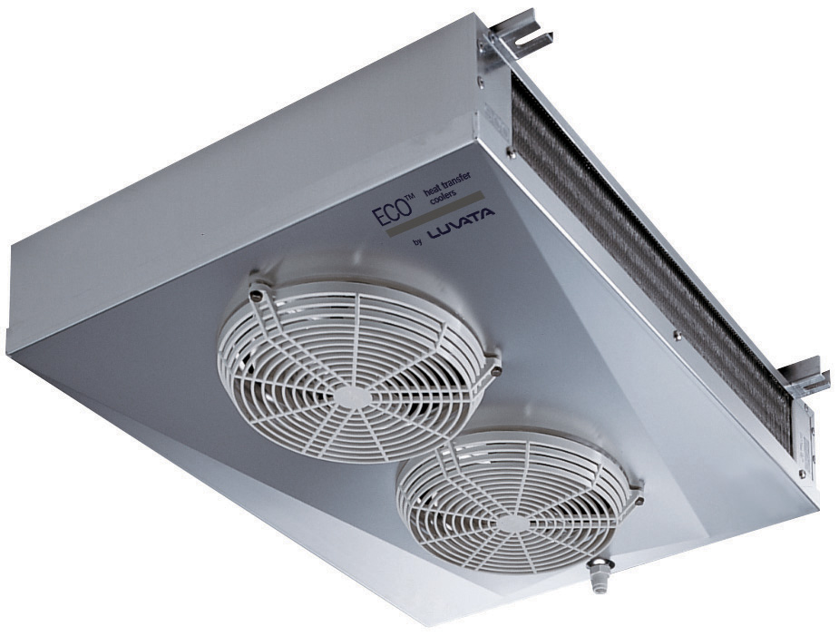 Brian Bazzett - MIC_Dual discharge unit coolers and brine coolers for cabinets and-or small cold rooms